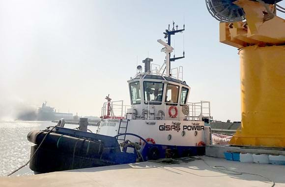 World's first all-electric tug gets advanced DEIF indicator solution