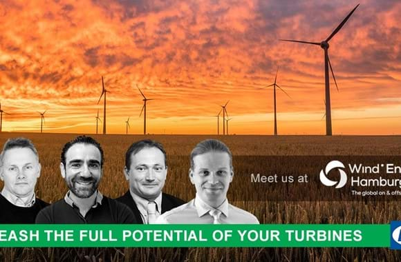 Join us today at WindEnergy and discover how a controller upgrade can optimise your wind business by extending turbine lifetime, increasing energy...