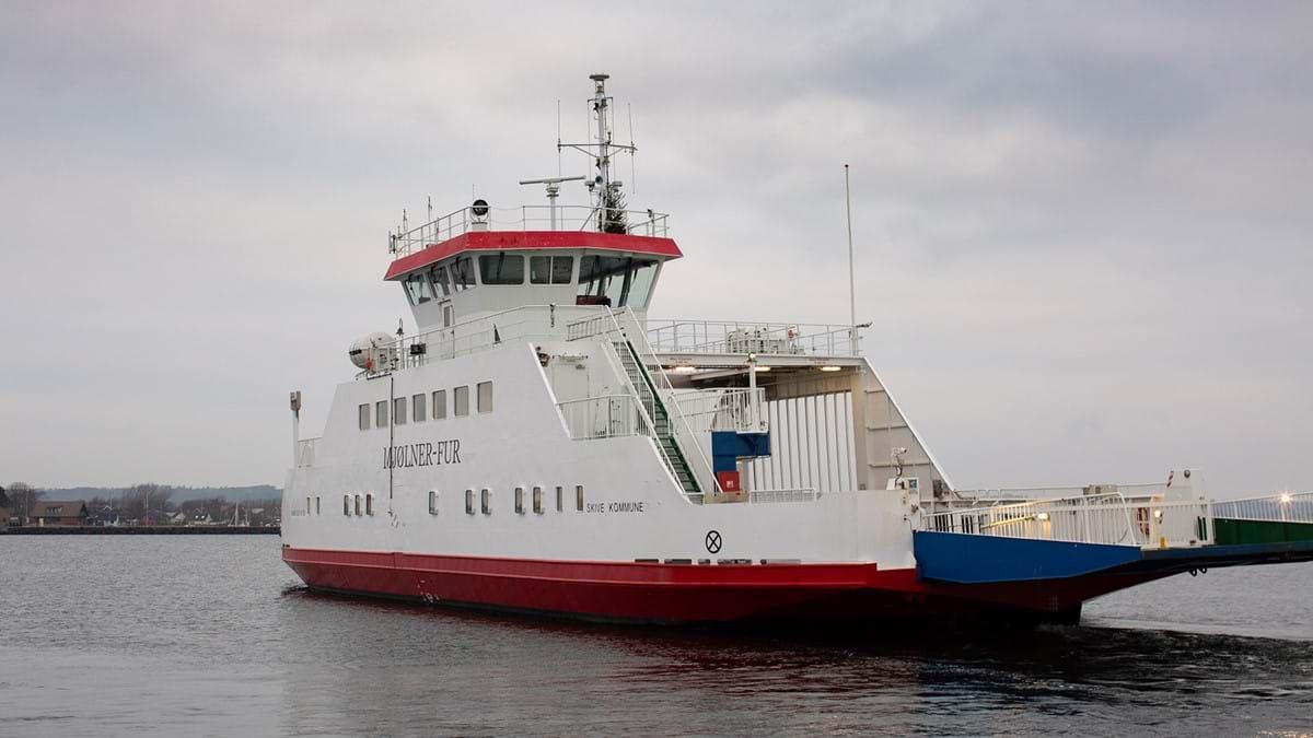 Fur Ferry Ship