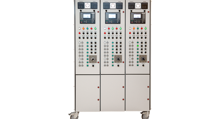 ML300 Switchboard Front