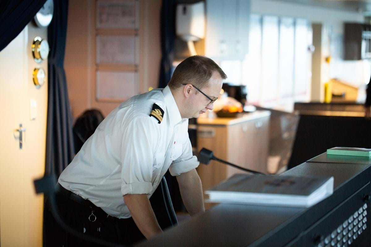 桥楼的首席执行官 Jonas Munk-Madsen