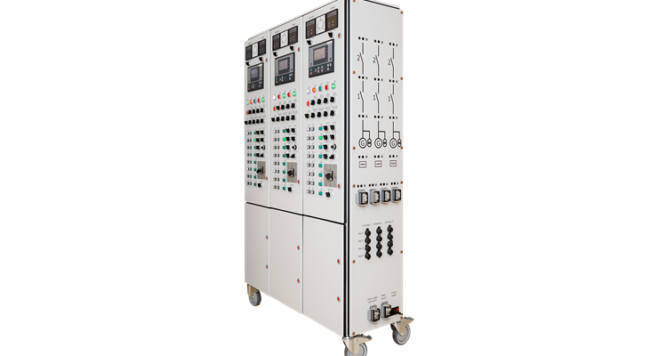 ML300 Switchboard Angle