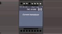 Transducteur d'intensité AC monofonction