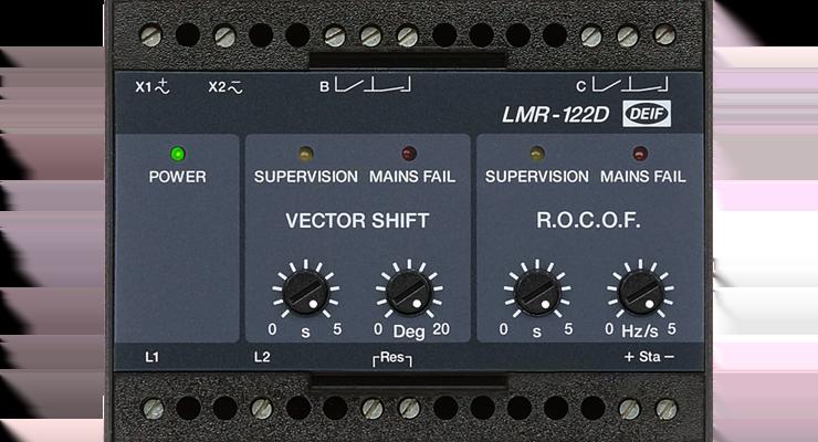 LMR 122D Front