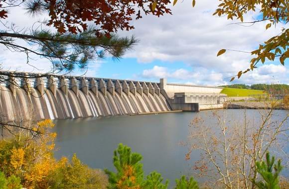 Control hidroeléctrico