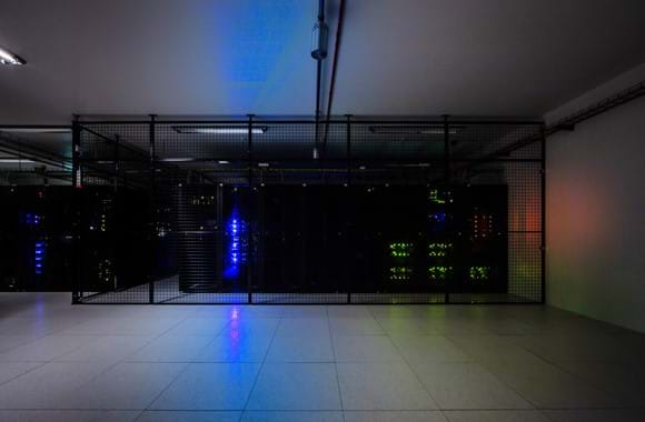 Leading data centre builds system with DEIF's AGC-4 controller