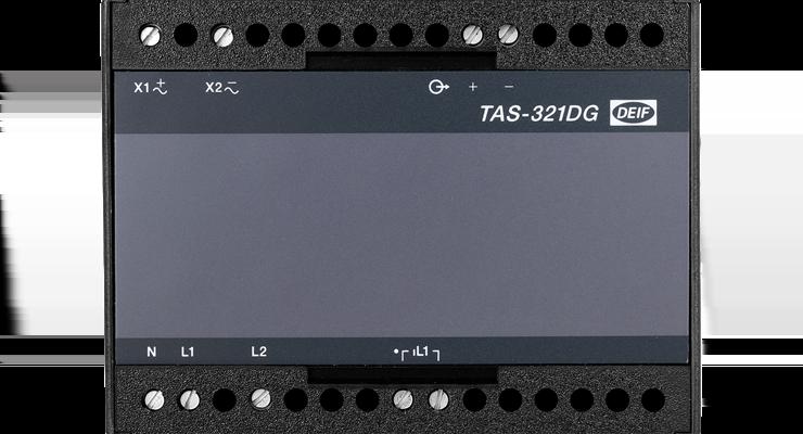 TAS 321DG Front