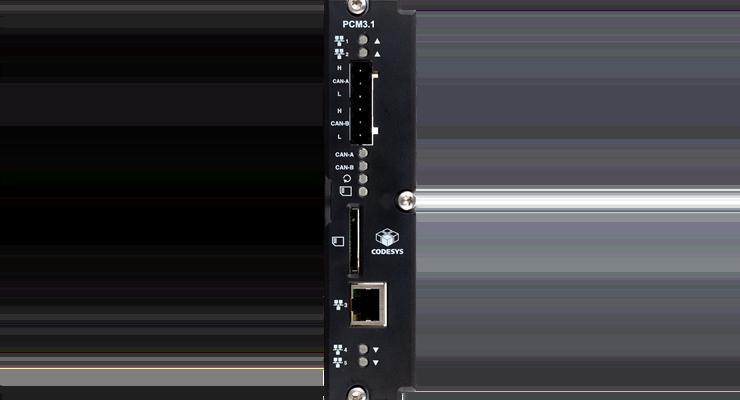 PPM 300 Rack PCM3 1 Codesys