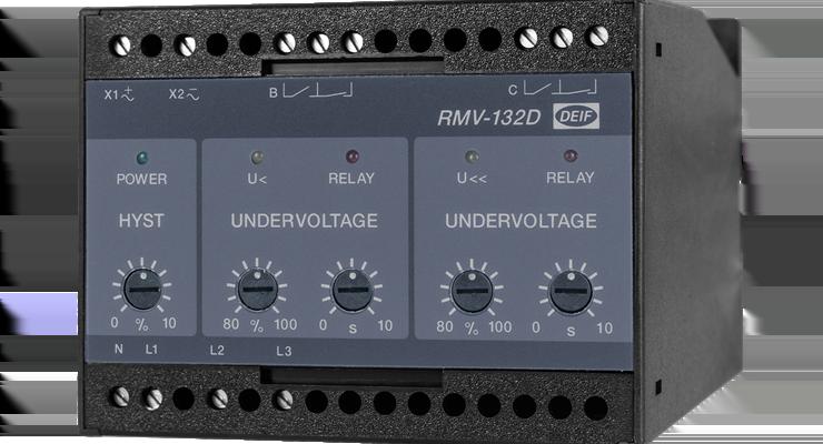RMV 132D Angle