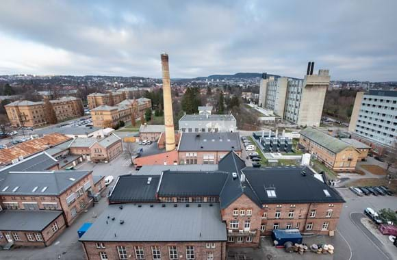 Oslo hospital brings new life to emergency power on campus
