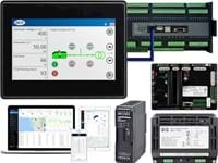 Advanced control package for mobile generators