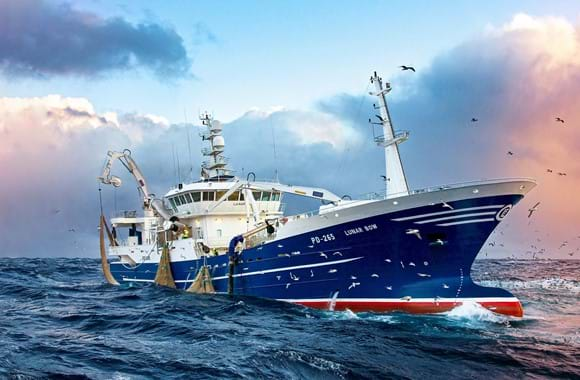 New pelagic vessel with intelligent Delomatic-4 power management system