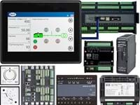 Control solution for generator manufacturers
