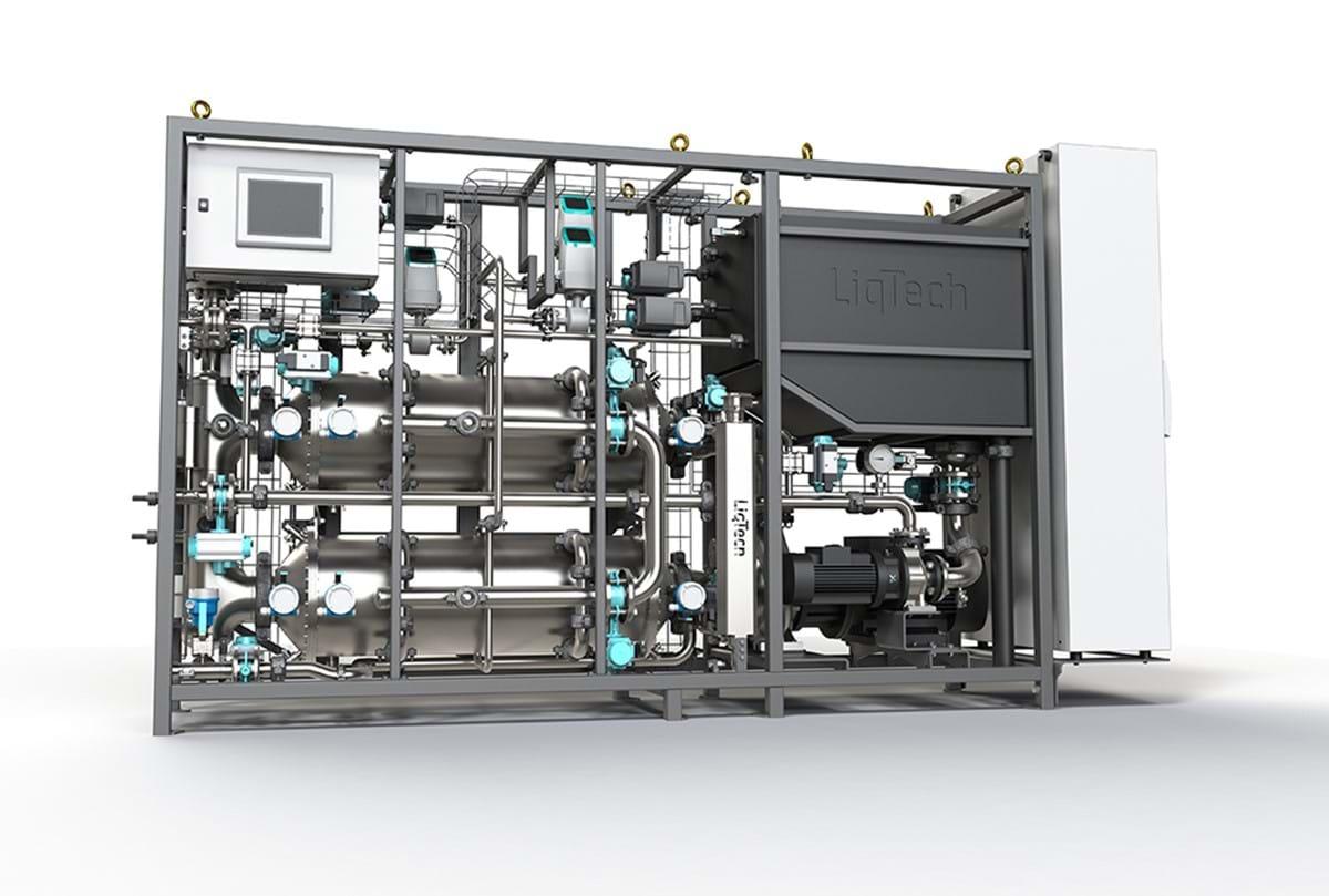 02 Marine Scrubber Wastewater System