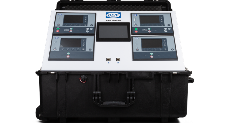 PPM 300 Simulator 2 Units Front