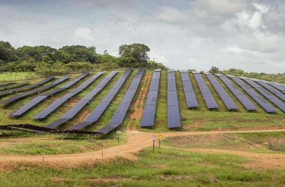 混合动力电厂为亚马逊雨林的离网城市供电