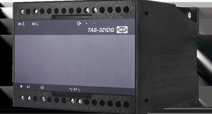 TAS 321DG Angle