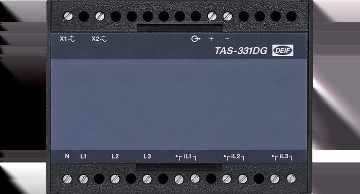 TAS 331DG Front
