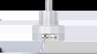 Rudder angle transmitter