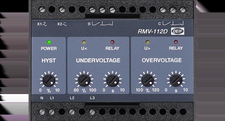 RMV 112D Front