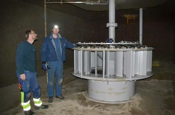 自动化水轮机控制