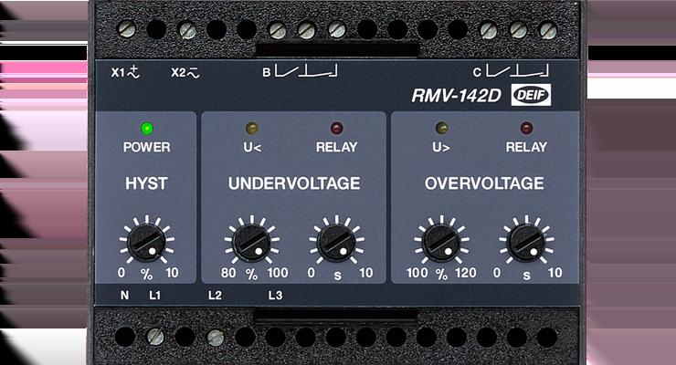 RMV 142D Front