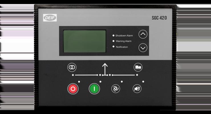 SGC 420 (Front)