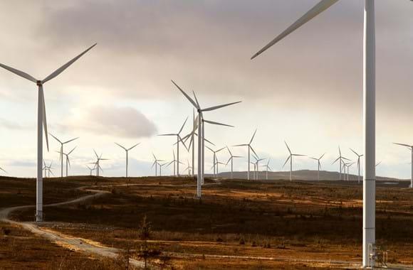 Complete system design and integration for Blaiken wind park, Sweden