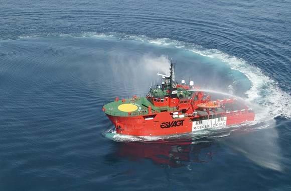 Embarcaciones especiales