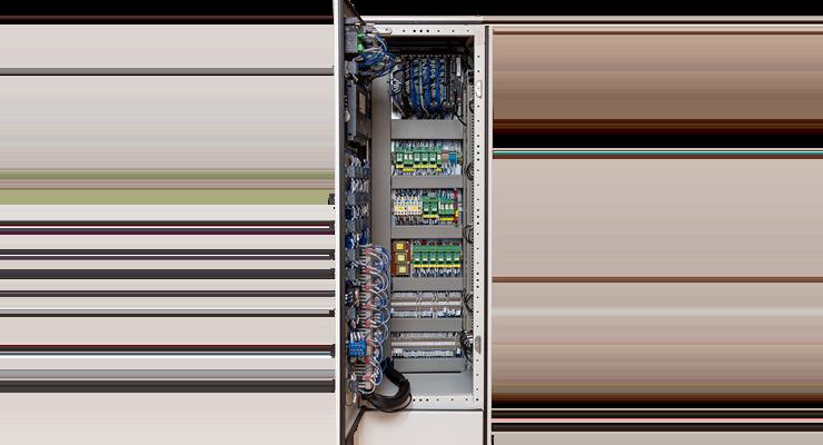 ML300 Switchboard Open