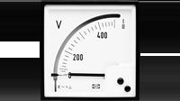 Double voltmeter