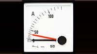 Bi-metallic meter