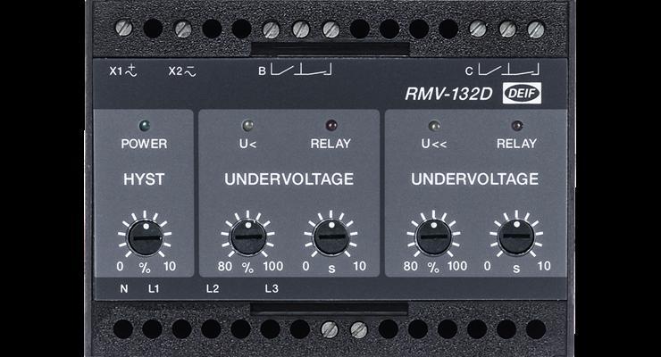 RMV 132D Front