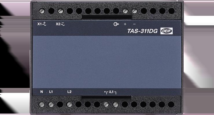 TAS 311DG Front
