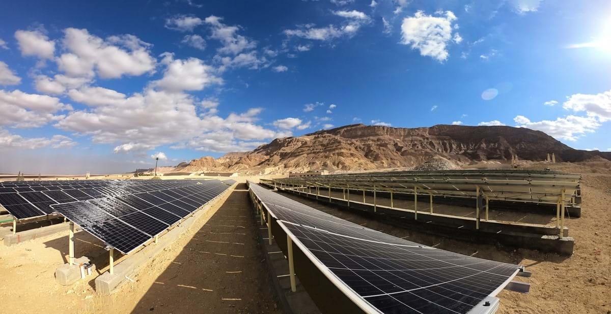 02 Solar Panels Monaster Saint Antoine Case