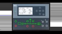 高级发电机组控制器