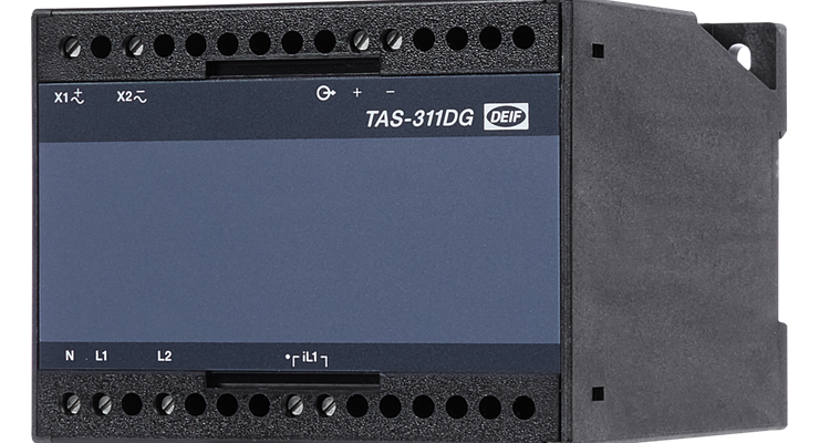 TAS 311DG Angle